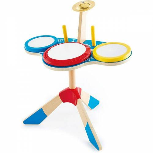Hape Spielzeug-Musikinstrument »Schlagzeug und Becken«