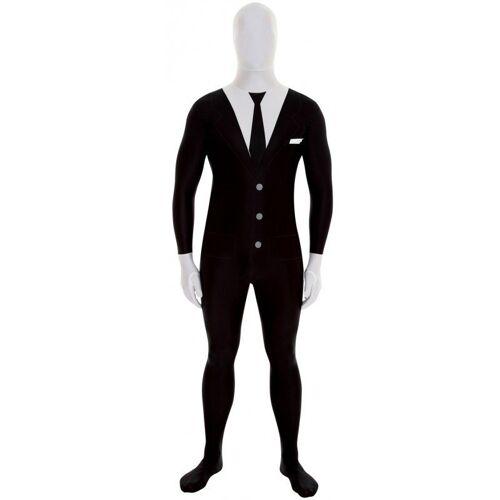 Morphsuit Anzug schwarz, bunt