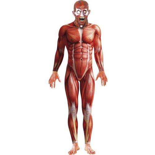 Anatomie Mann Bodysuit, rot