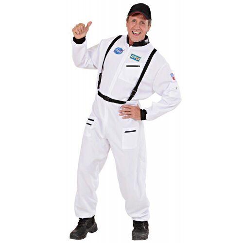 Astronaut Kostüm weiß, weiß