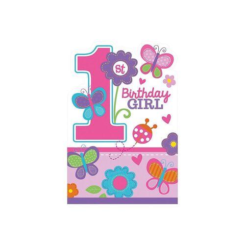 Amscan Geburtstagskarte