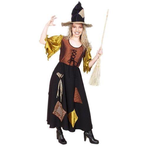 Orlob Kostüm »Fetzige Hexe Damenkostüm«