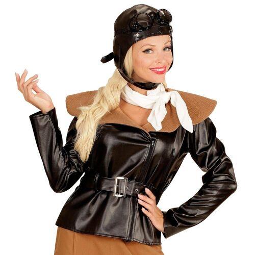 Widmann Kostüm »Retro Aviator Girl Kostüm«