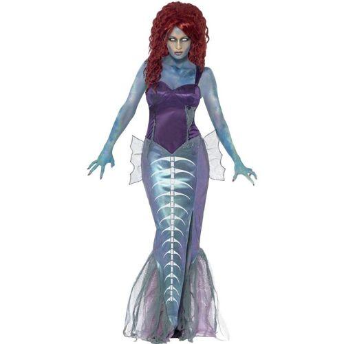 Smiffys Kostüm »Meerjungfrau Nixe Zombie Kostüm«