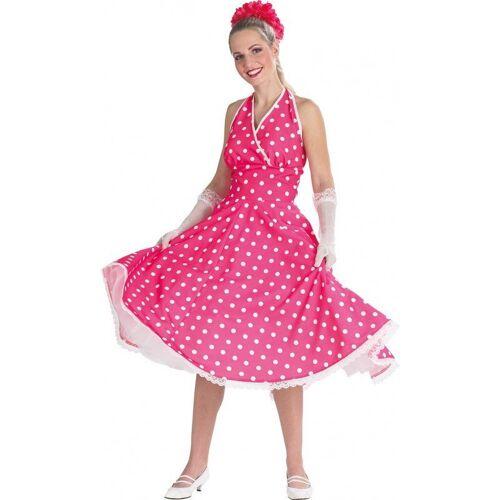 Rock'n'Roll Petticoat Kleid, bunt