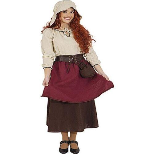 Orlob Kostüm »Mittelalter Magd Mattilda Damenkostüm«