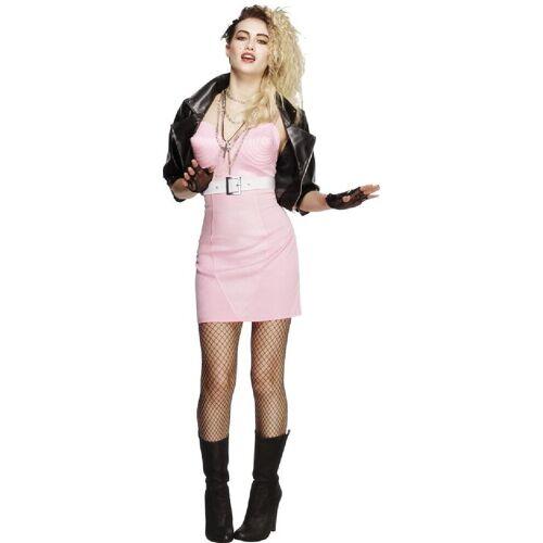 Smiffys Kostüm »80er Jahre Rock Röhre Damenkostüm«