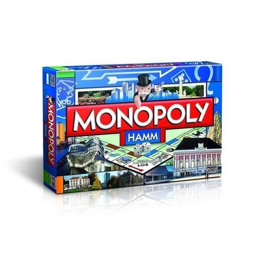 Winning Moves Spiel, Brettspiel »Monopoly Hamm«