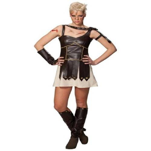 Rubie´s Kostüm »Gladiatorin Kostüm 3tlg. für Damen«
