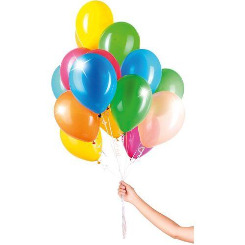 Folat Luftballon »Luftballons Metallic, 30 Stück«