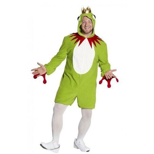 Froschkönig Kostüm, grün
