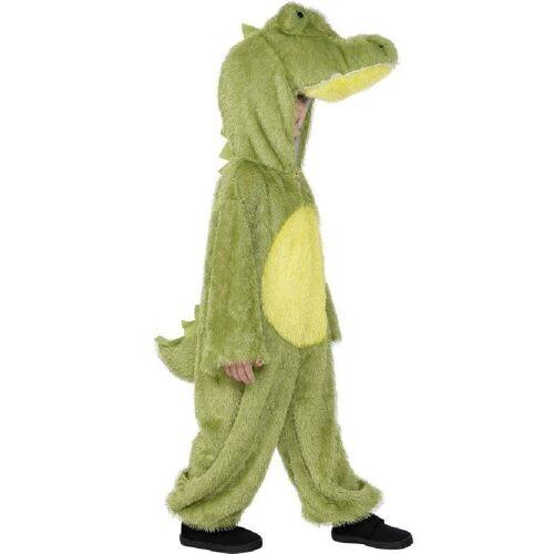Smiffys Kostüm »Krokodil Kostüm Jumpsuit für Kinder«