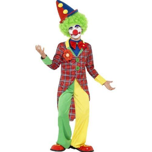 Smiffys Kostüm »Freddy Der Clown Kinderkostüm«