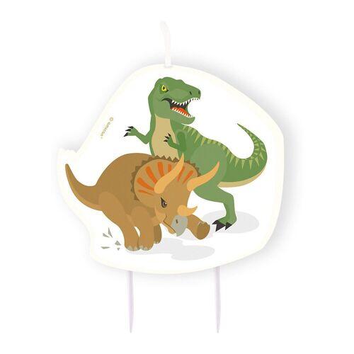 Riethmüller Formkerze »Geburtstagskerze Happy Dinosaur«