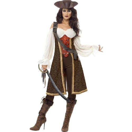Smiffys Kostüm »Hochsee-Piratin Kostüm«