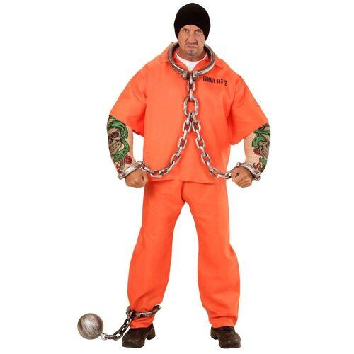 Widmann Kostüm »Muskulöses Sträfling Kostüm«