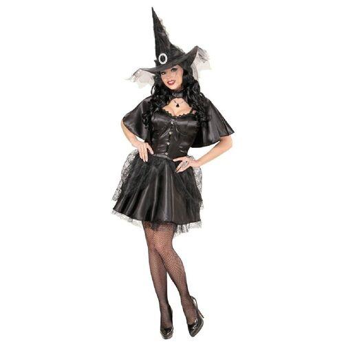 Widmann Kostüm »Black Witch Hexenkostüm kurz«