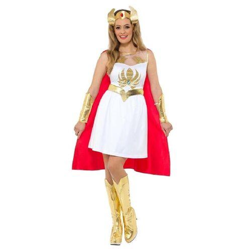 Smiffys Kostüm »Glitzer She-Ra Damenkostüm«