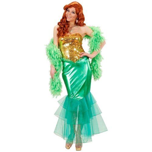 Widmann Kostüm »Glamour Meerjungfrau Kostüm«