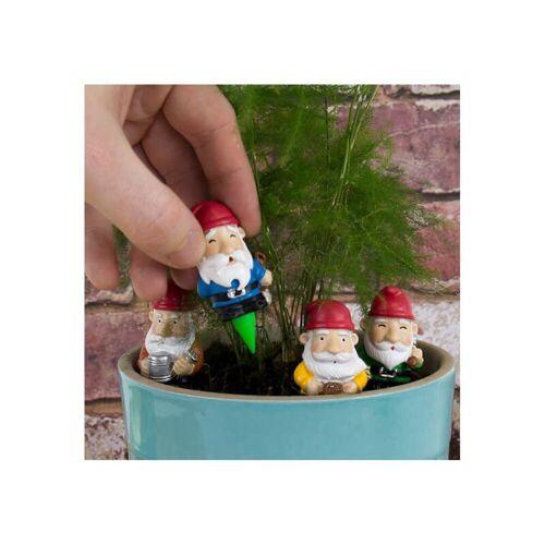 GIFT REPUBLIC Dekofigur »4-tlg. Mini Gartenzwerge«