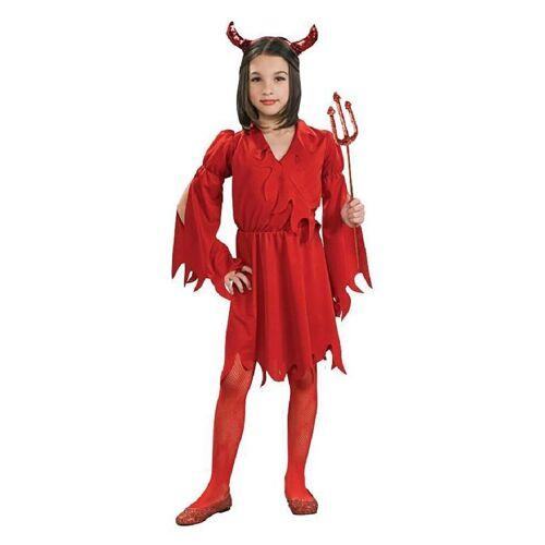 Rubie´s Kostüm »Devil Girl Teufelkostüm für Kinder«