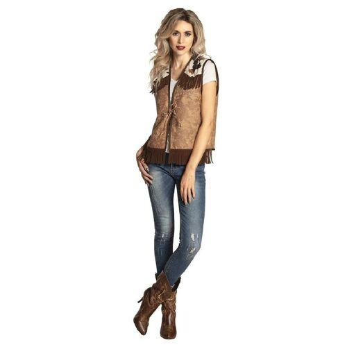 Boland Kostüm »Wilde Western Weste für Damen«