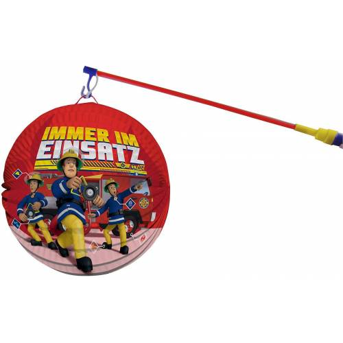 p:os Laterne »Laternenset PAW Patrol, 2-tlg.«, rot