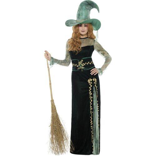 Smiffys Kostüm »Waldhexe Magda Damenkostüm«
