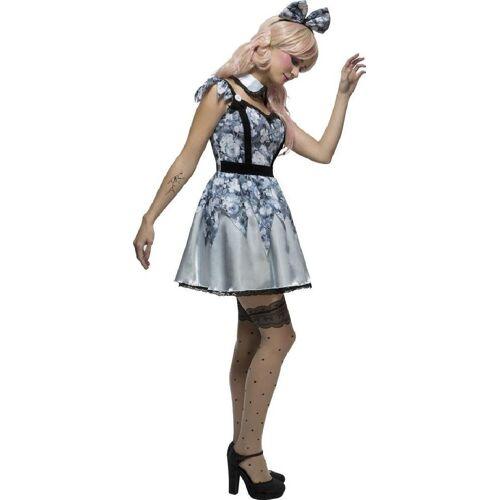 Smiffys Kostüm »Broken Doll Sally Damenkostüm«