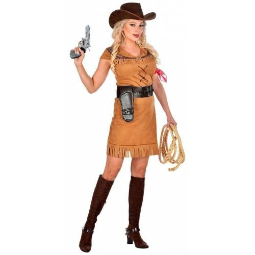 Widmann Kostüm »Conny Cowgirl Kostüm für Damen«