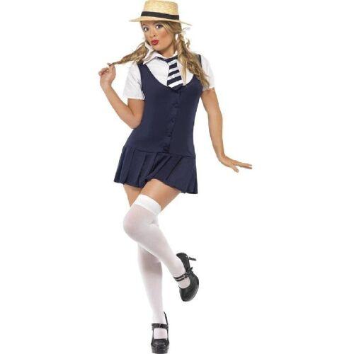Smiffys Kostüm »Elegantes Schulmädchen Kostüm«