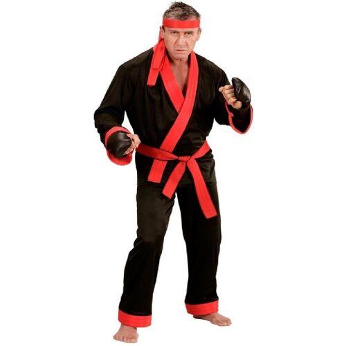 Widmann Kostüm »Karate Tiger Kickboxer Kostüm«