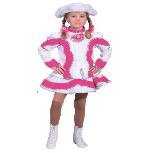 Orlob Kostüm »Funkenmariechen Kinderkostüm in pink-weiß«