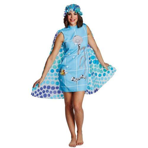 Rubie´s Kostüm »Witzige Duschkabine Damenkostüm«