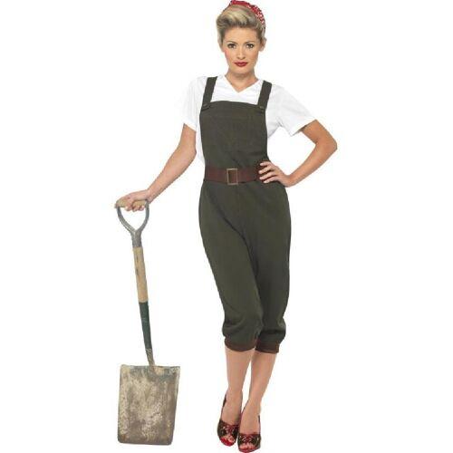 Smiffys Kostüm »40er Jahre Landpomeranze Kostüm«