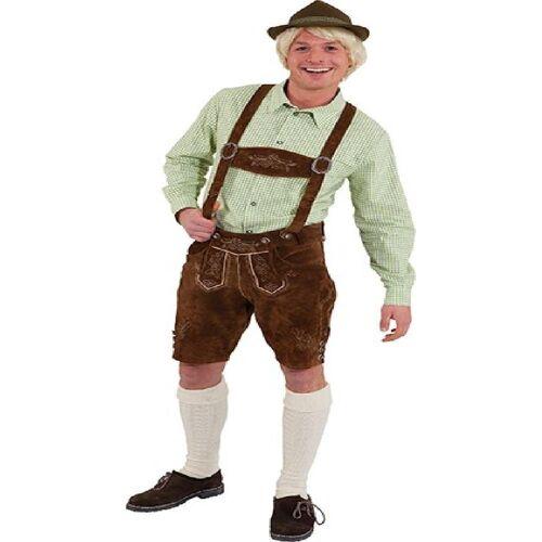 Orlob Kostüm »Trachten Lederhose kurz«