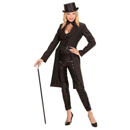 Widmann Kostüm »Showgirl Frack schwarz«