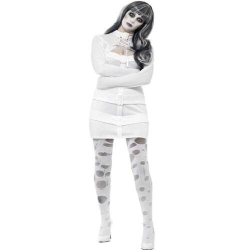 Smiffys Kostüm »Sexy Zwangsjacken-Kostüm für Frauen«