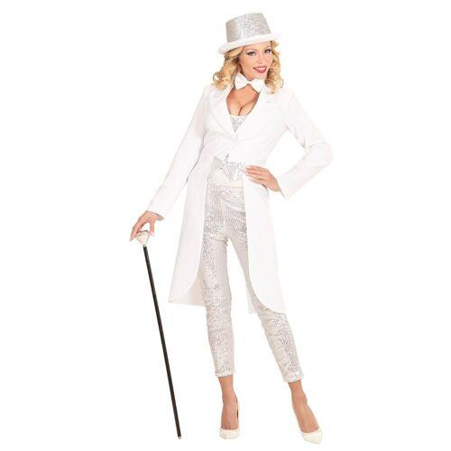 Widmann Kostüm »Showgirl Frack weiß«