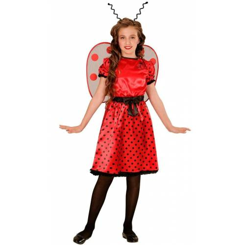 Widmann Kostüm »Mariele Marienkäferchen Kostüm für Kinder«