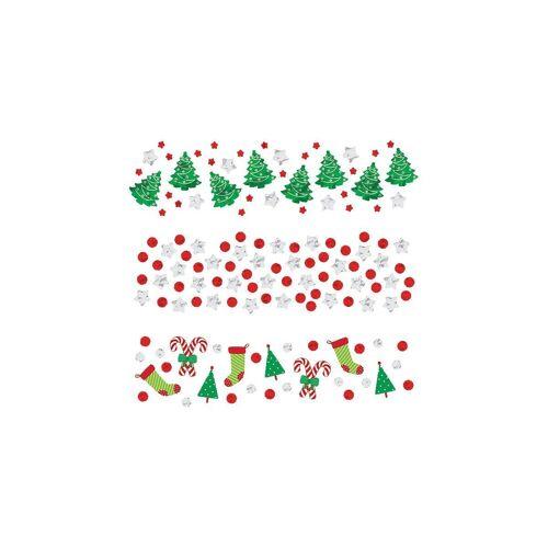 Amscan Konfetti »Konfetti Minions, 34 g«, rot/grün