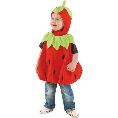 mottoland Kostüm »Babykostüm Erdbeere«
