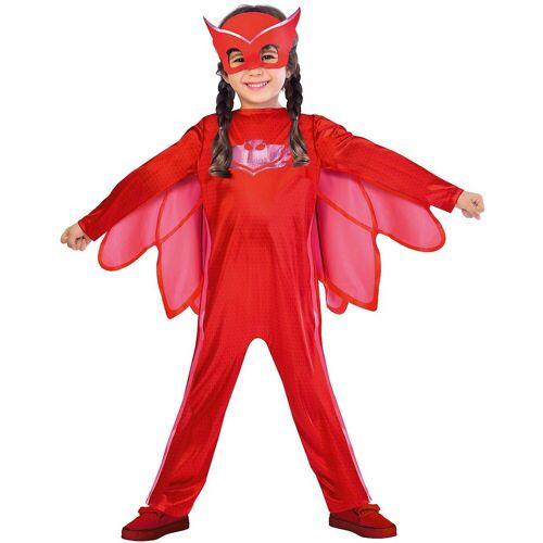 Amscan Kostüm »Kinderkostüm PJ Masks Eulette (Good)«