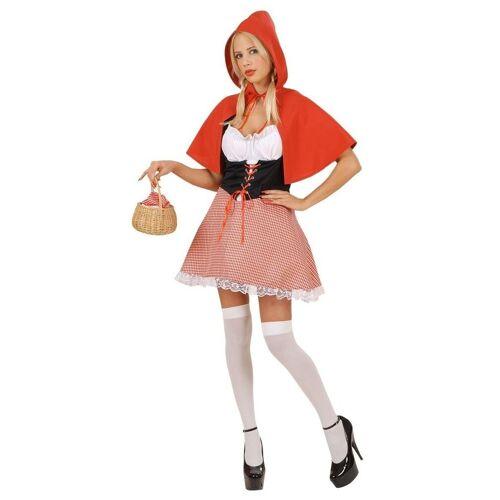 Widmann Kostüm »Sexy Rotkäppchen Kostüm«