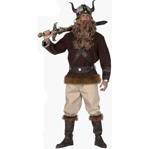 Widmann Kostüm »Erik der Barbar Wikinger Kostüm Deluxe«