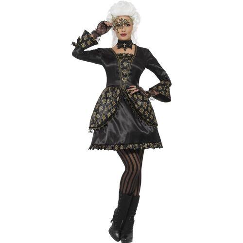 Smiffys Kostüm »Elegantes Maskenball Kostüm für Damen«