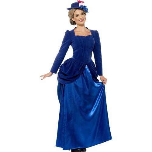 Smiffys Kostüm »Viktorianische Xanthippe Lilana Damenkostüm«