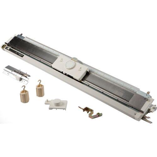 SILVER REED Strickmaschinen-Doppelbett SRP 60 N, ZUBEHÖR für Strickmaschine SK280