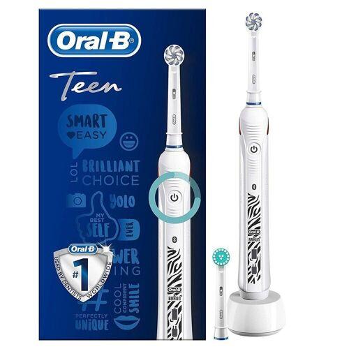 Oral B Elektrische Zahnbürste elektr. Zahnbürste für Teen´s weiß