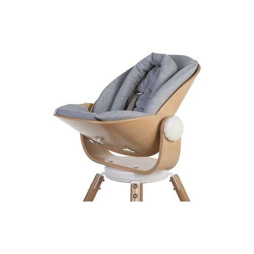 CHILDHOME Hochstuhl »Sitzkissen für Neugeborenen-Schale, grau«